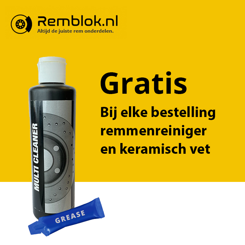 Reparatieset, remklauw voorzijde, links of rechts ROVER 800 Hatchback 820 16V Turbo