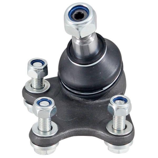 Fuseekogel voorzijde, rechts, onder VW VOLKSWAGEN FOX Hatchback (5Z1, 5Z3, 5Z4) 1.6