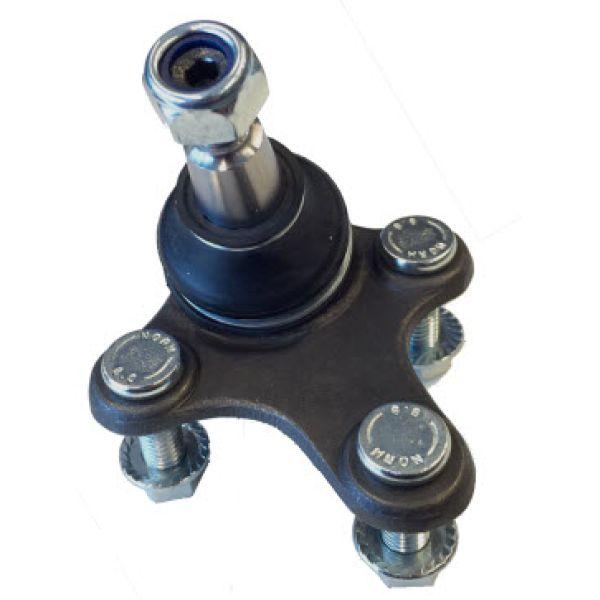 Fuseekogel voorzijde, links, onder VW VOLKSWAGEN PASSAT (3C2) 3.6 R36 4motion