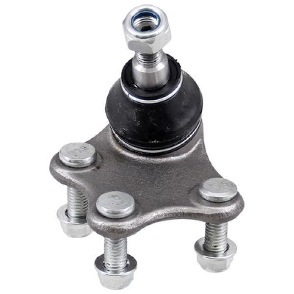 Fuseekogel voorzijde, rechts, onder VW VOLKSWAGEN POLO (9N_) 1.8 GTi Cup Edition