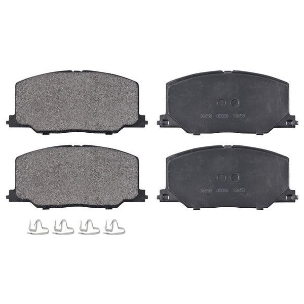Remblokkenset voorzijde originele kwaliteit LEXUS ES 250