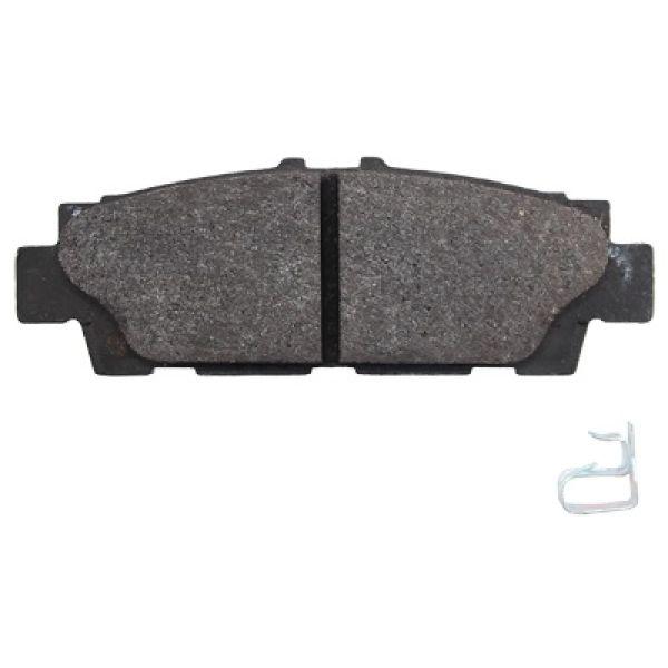 Remblokkenset achterzijde originele kwaliteit LEXUS ES 250