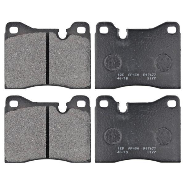 Remblokkenset voorzijde originele kwaliteit MASERATI 420/430 2.0 420 Si