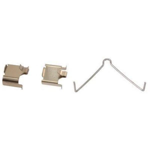 Remblok-montageset achterzijde MAZDA 6 Hatchback 2.0 DI