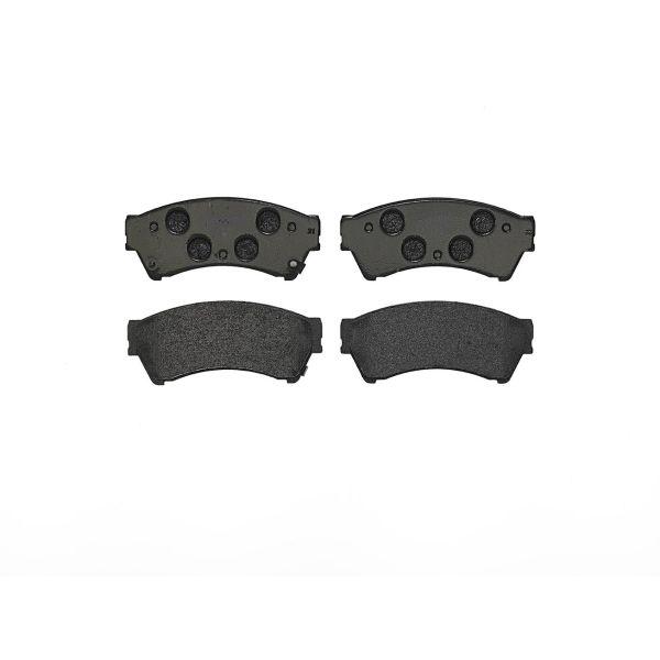 Remblokkenset voorzijde Brembo premium MAZDA 6 Hatchback 1.8 MZR