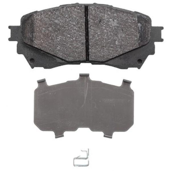 Remblokkenset voorzijde originele kwaliteit MAZDA 6 Sedan 2.5