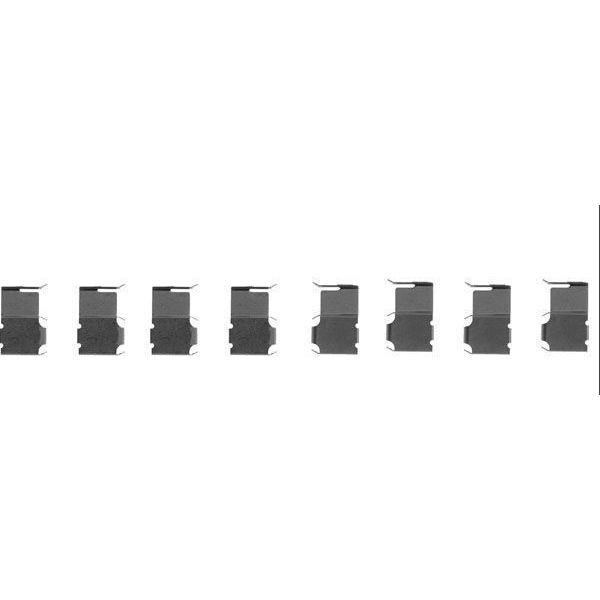 Remblok-montageset voorzijde MAZDA E Bestelwagen 2200 D 4WD