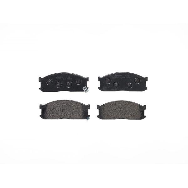Remblokkenset voorzijde Brembo premium MAZDA E Open laadbak/ Chassis E2000