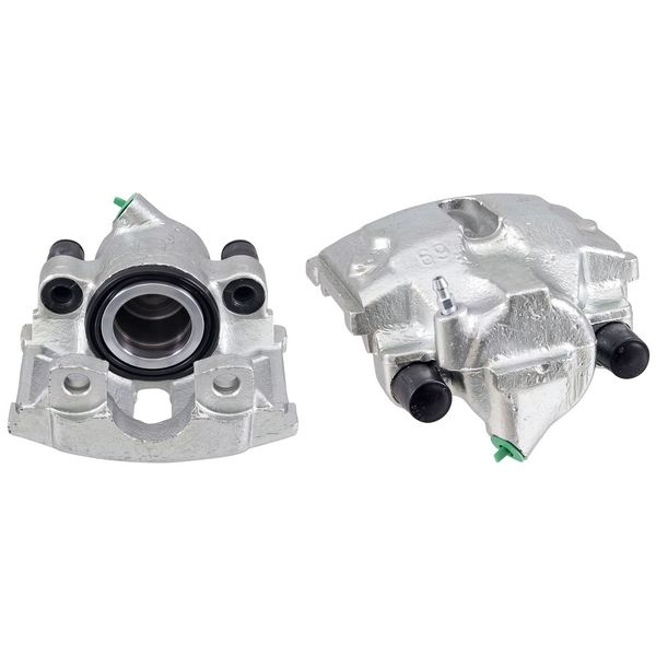 Remklauw voorzijde, links BMW 5 (E28) 518 i