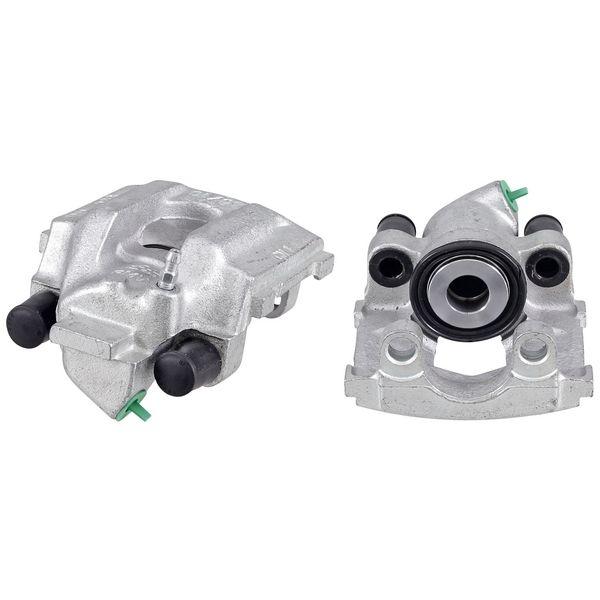 Remklauw achterzijde, links BMW 5 Touring (E34) 520 i