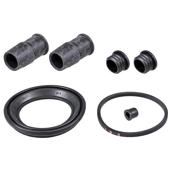 Reparatieset, remklauw voorzijde, links of rechts BMW 5 Touring (E34) 525 tds
