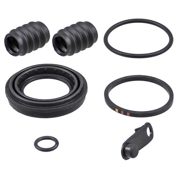 Reparatieset, remklauw achterzijde, links of rechts BMW 5 Touring (F11) 520 d xDrive