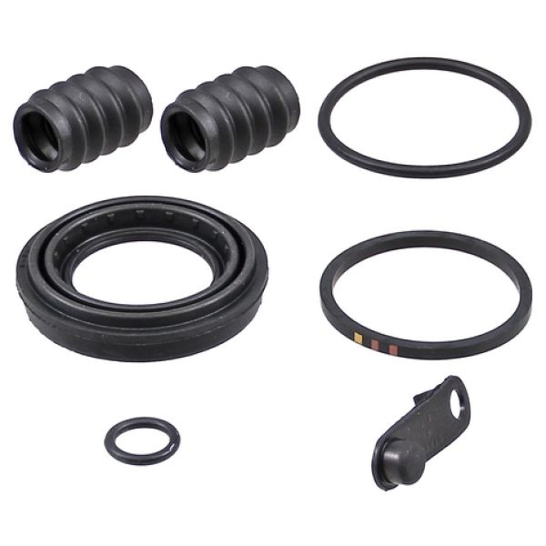 Reparatieset, remklauw achterzijde, links of rechts BMW 5 Touring (F11) 535 i
