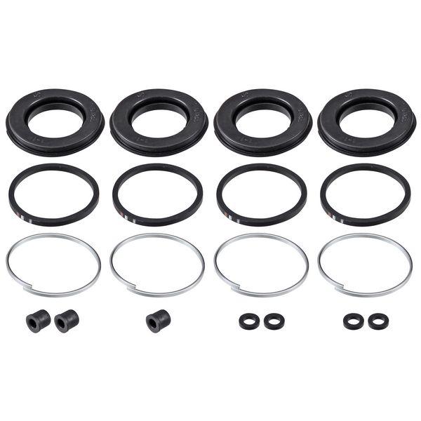 Reparatieset, remklauw voorzijde, links of rechts BMW 6 (E24) 628 CSi