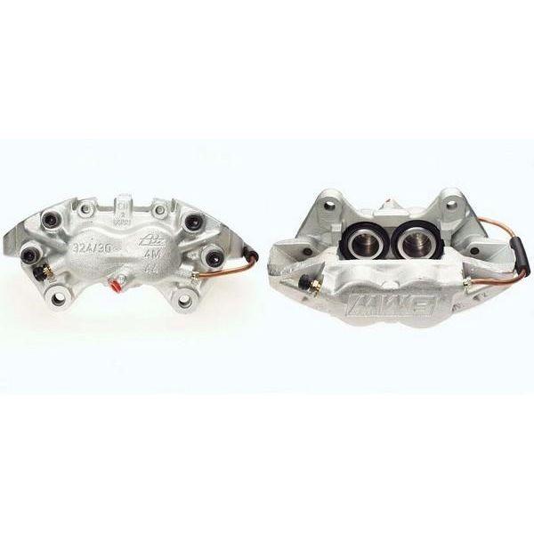 Remklauw voorzijde, links BMW 8 (E31) 850 CSi