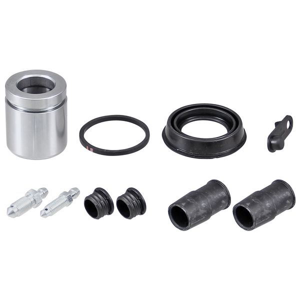 Reparatieset, remklauw achterzijde, links of rechts BMW X3 (E83) 3.0 d