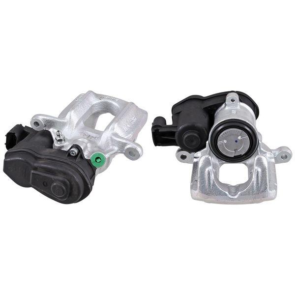 Remklauw achterzijde, links BMW X3 (G01, F97) sDrive 18 d