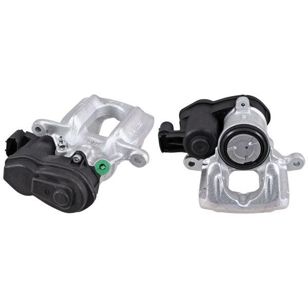 Remklauw achterzijde, links BMW X4 (F26) xDrive 30 d