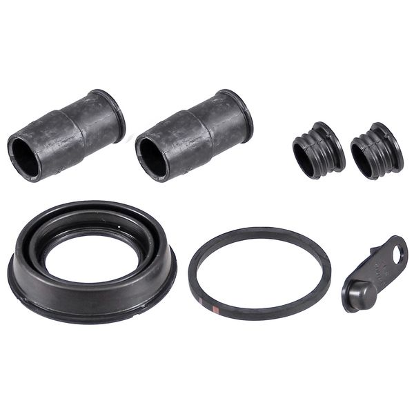 Reparatieset, remklauw achterzijde, links of rechts BMW X5 (E53) 4.6 is