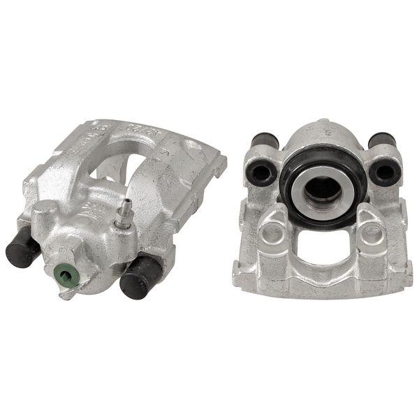 Remklauw achterzijde, links BMW X5 (E53) 4.6 is