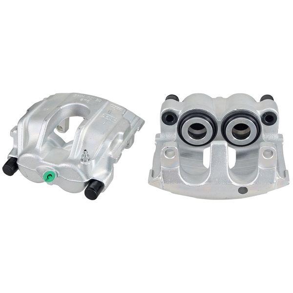 Remklauw voorzijde, links BMW X5 (E53) 4.8 is