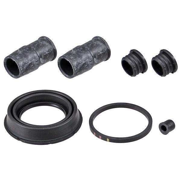 Reparatieset, remklauw achterzijde, links of rechts BMW X6 (E71, E72) M 50 d