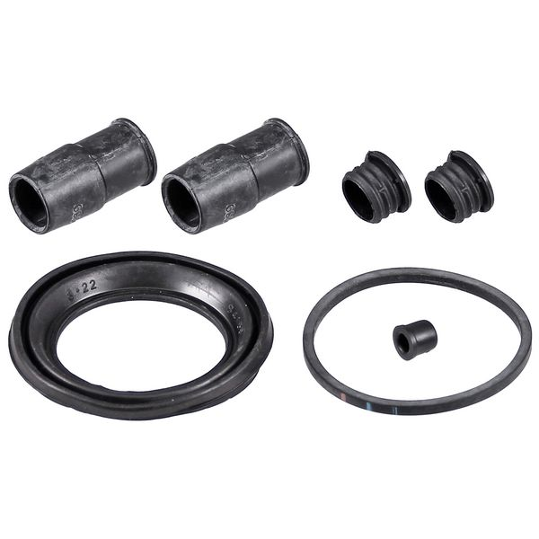Reparatieset, remklauw voorzijde, links of rechts BMW Z3 Roadster (E36) 1.9 i