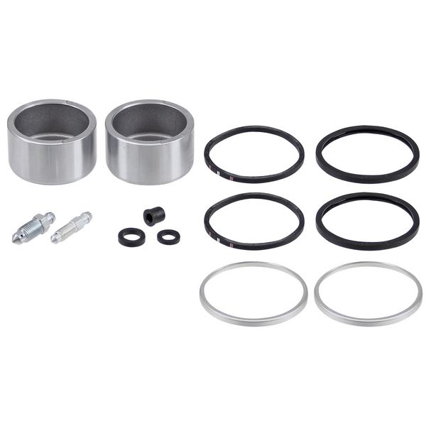 Reparatieset, remklauw voorzijde, links of rechts ROVER MINI Hatchback 1300