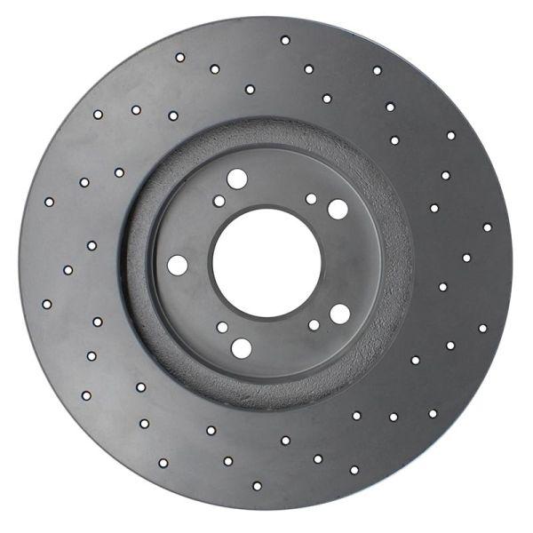 Geperforeerde remschijven voorzijde Sport kwaliteit BMW 4 Coupé (F32, F82) 418 d
