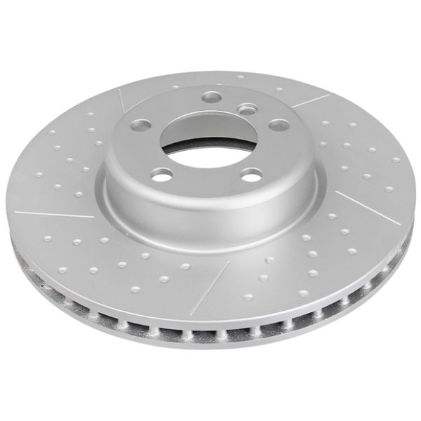 Remschijven voorzijde originele kwaliteit BMW 4 Coupé (F32, F82) 418 d